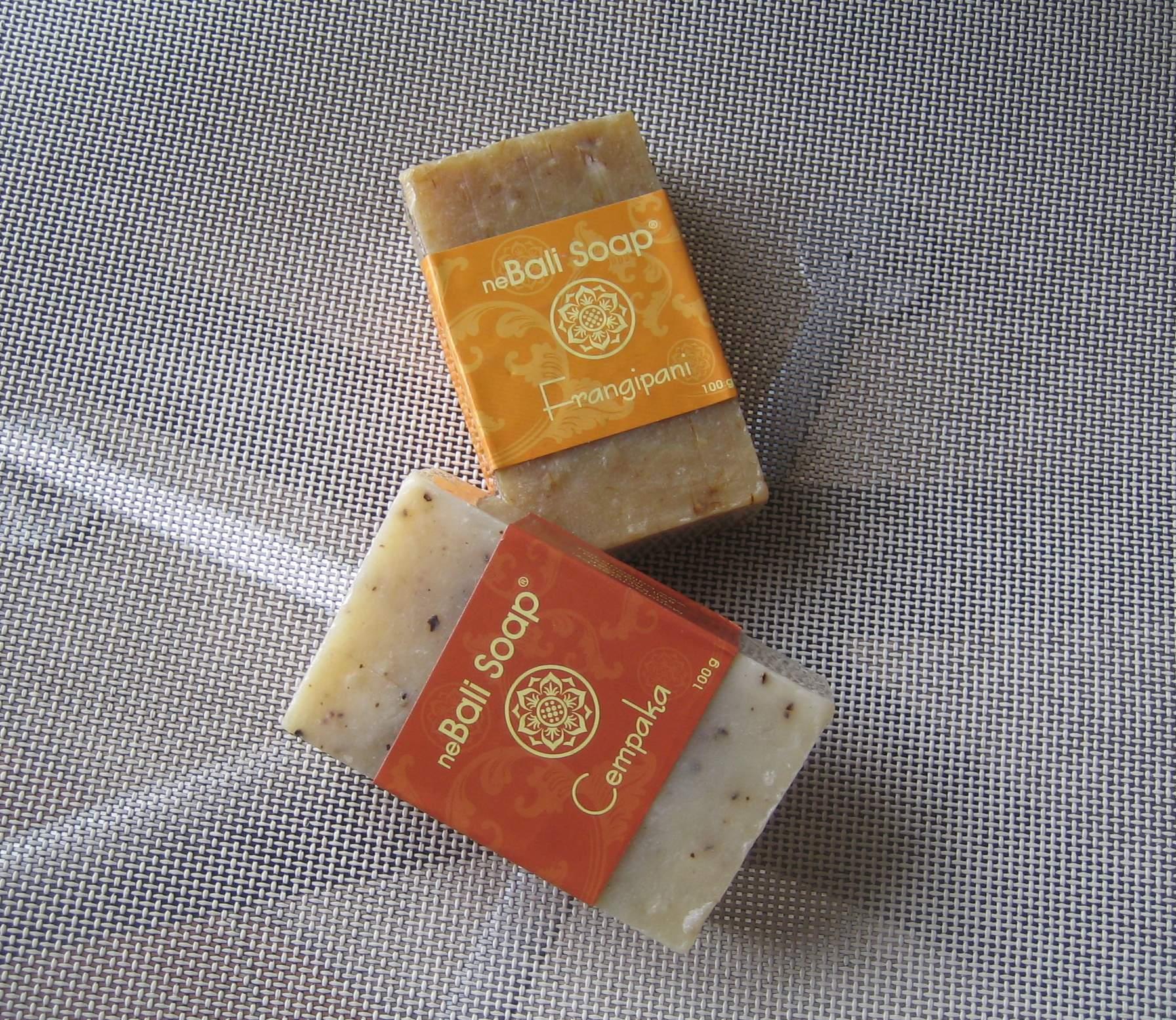 Bali Soap